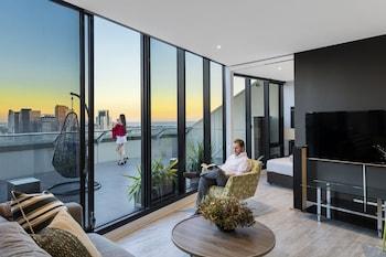 Fotografia do Aura on Flinders Serviced Apartments em Melbourne