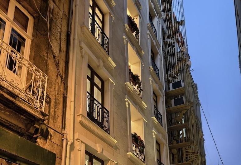 Nexthouse Pera, Κωνσταντινούπολη, Πρόσοψη ξενοδοχείου - βράδυ/νύχτα
