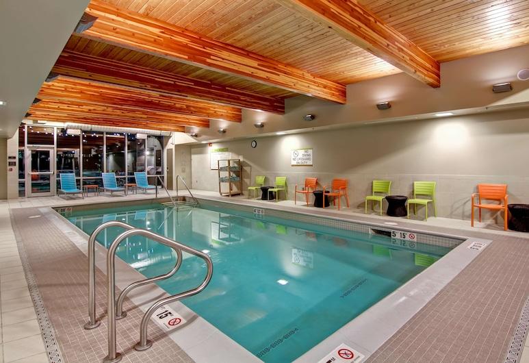 Home2 Suites by Hilton West Edmonton, Alberta, Canada, Edmonton, Pool