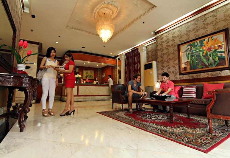 MPT Suites, Makati, Zitruimte lobby
