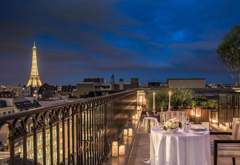 The Peninsula Paris, Paris, Gjesterom