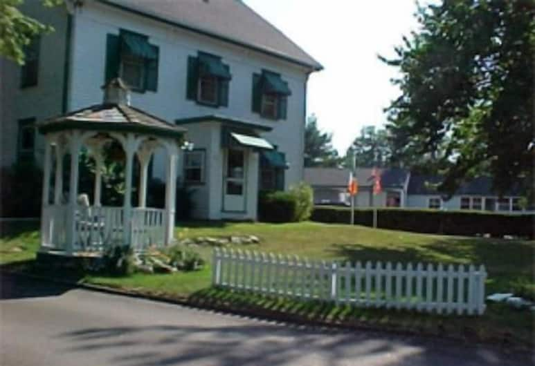 Emerald Isle Motel, Hampton, Bagian luar