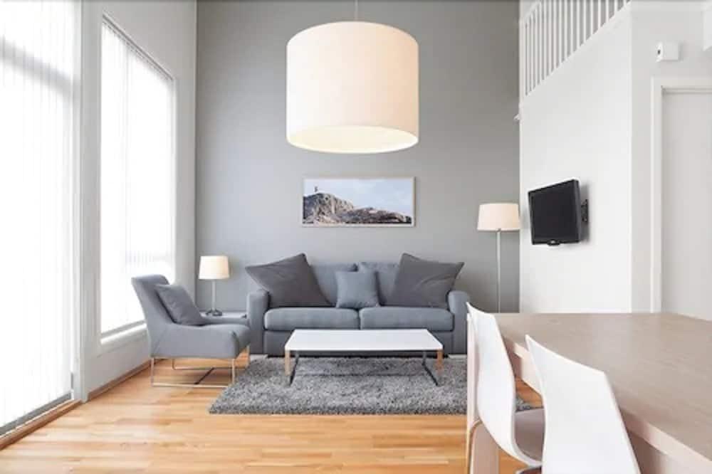 Apartment, 2 Bedrooms, Balcony (Excluding Linen and Housekeeping) - Bilik Rehat