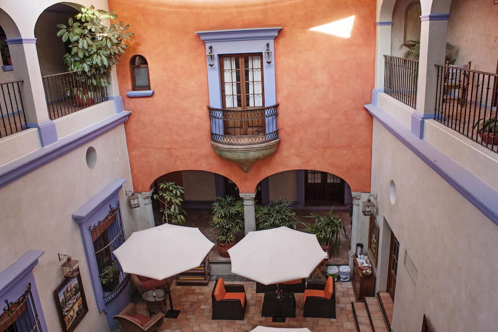 Double Room - Courtyard View