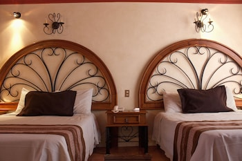 Bild vom Hotel Trebol in Oaxaca