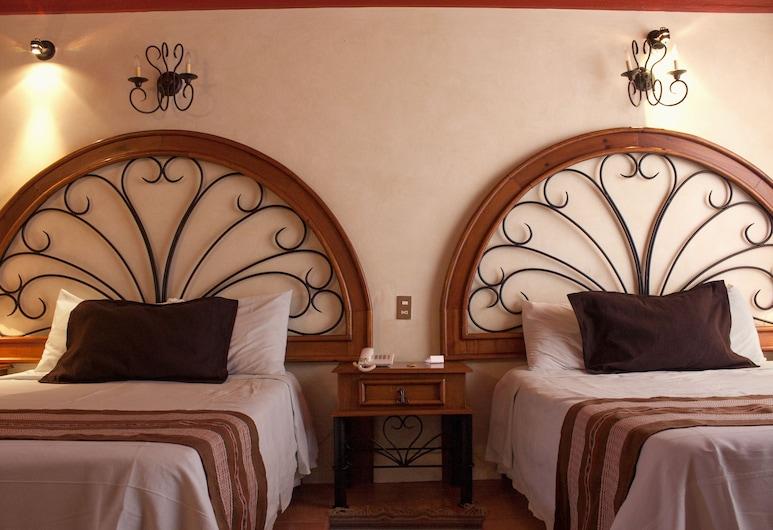 Hotel Trebol, Oaxaca, Queen Room, Guest Room