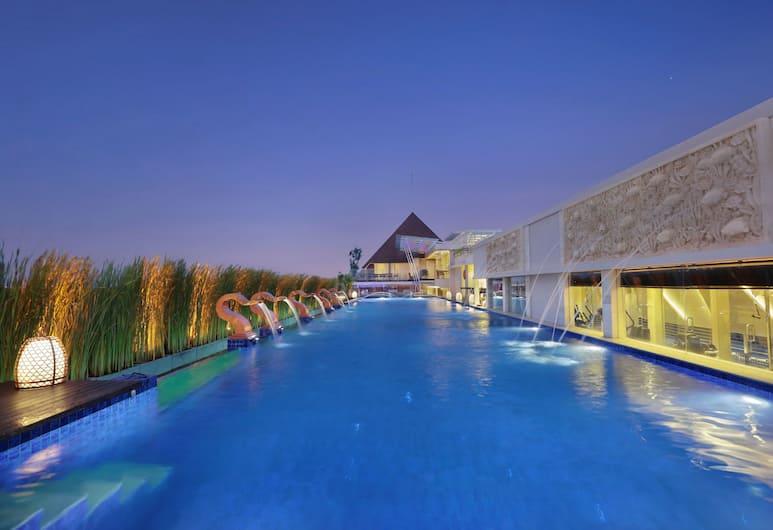 Mega Boutique Hotel & Spa Bali, Kuta, Sports Facility