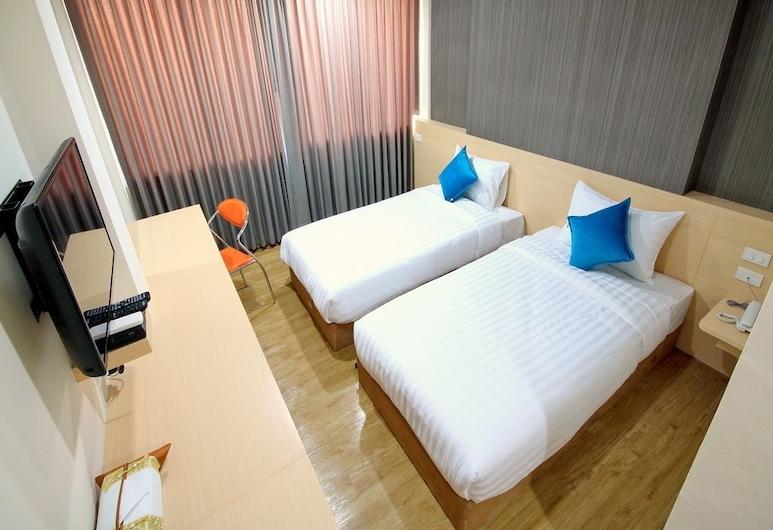 S3 レジデンス パーク, バンコク, スーペリア ツインルーム シティビュー, 部屋