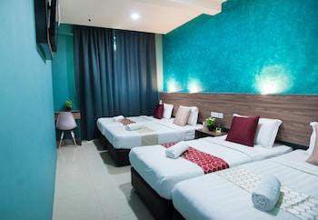 ภาพ โรงแรม DJ ซิตี้พอยต์ ใน กัวลาตรังกานู