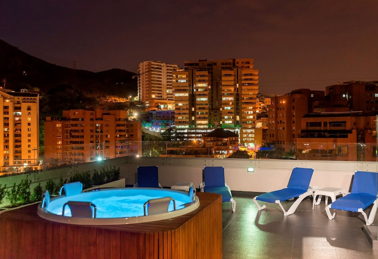 Hampton by Hilton Cali, Colombia, Cali, Outdoor Spa Tub