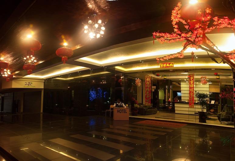 Avantgarde Hotel, Johor Bahru, Lobi
