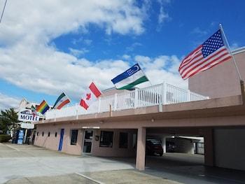 Foto av Ocean Front Motel i Ocean City