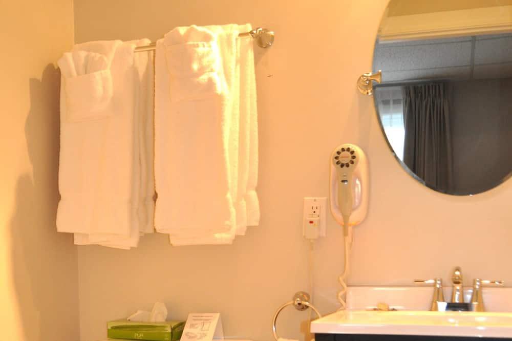 舒適客房, 2 張標準雙人床 - 浴室