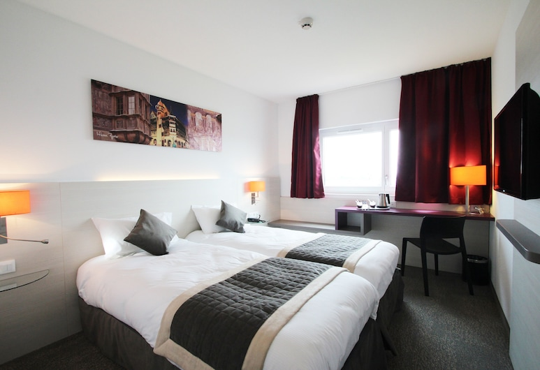 Comfort Hotel Expo Colmar, Colmar, Standard Room, 2 Twin Beds, Non Smoking, Guest Room