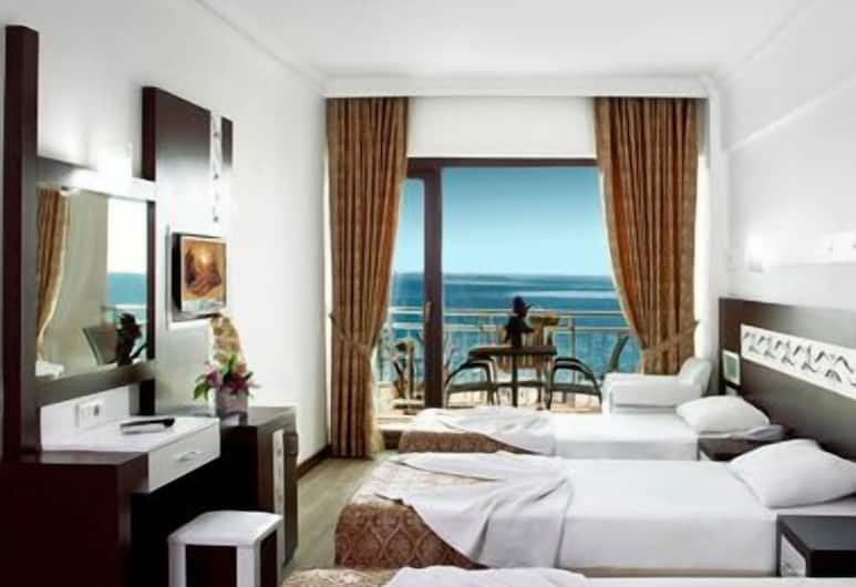 Sea Side Hotel, Antalya, Doppelzimmer, Meerblick, Zimmer