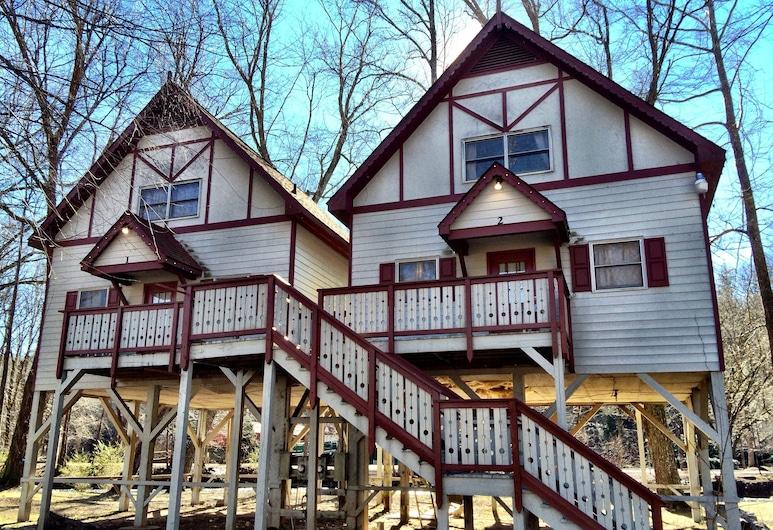 Riverbend Motel & Cabins, Helen, Lahan Properti
