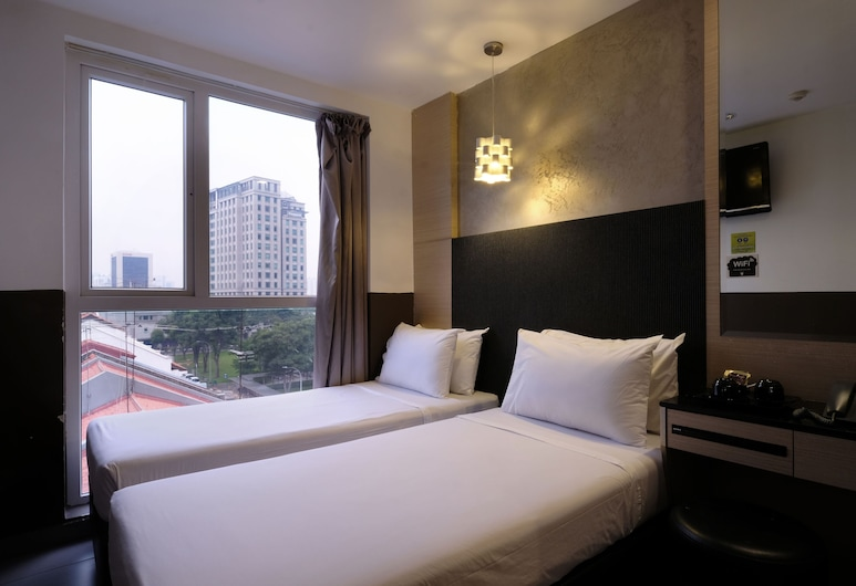 Marrison Hotel, Singapore, Deluxe Room, Guest Room View