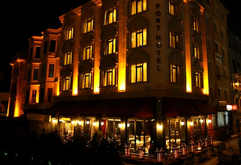 Port Hotel Tophane-i Amire, Istanbul, Hotel Front – Evening/Night