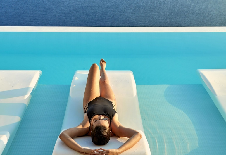 Canaves Oia Suites, Santorini, Infinity Pool