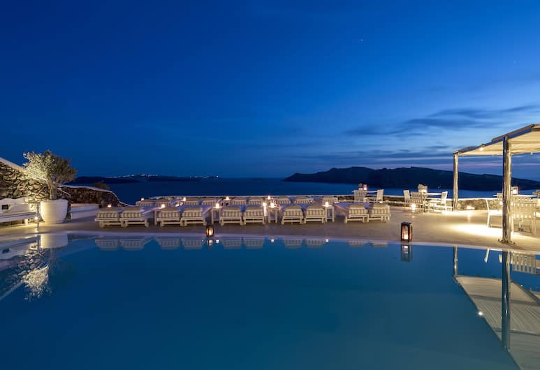 Canaves Oia Suites, Santorini, Outdoor Pool