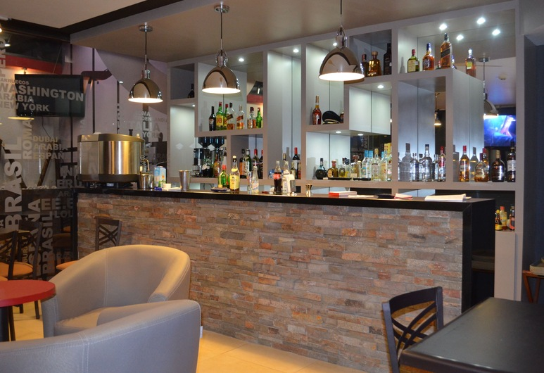 Hotel Concorde, Toluca, Hotelový bar