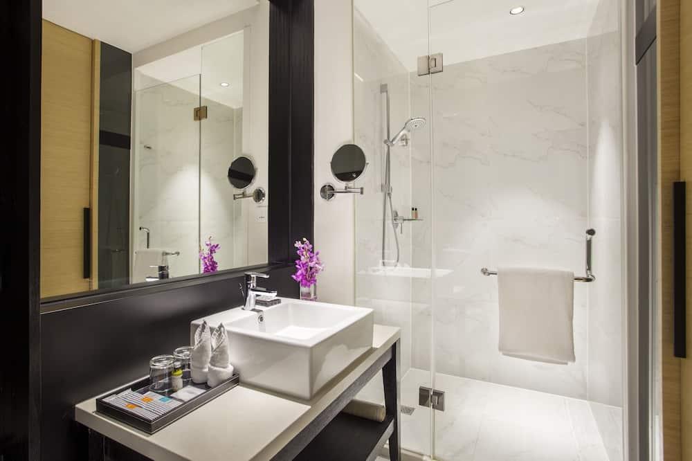 Studio Deluxe, 2 Twin Beds - Bathroom