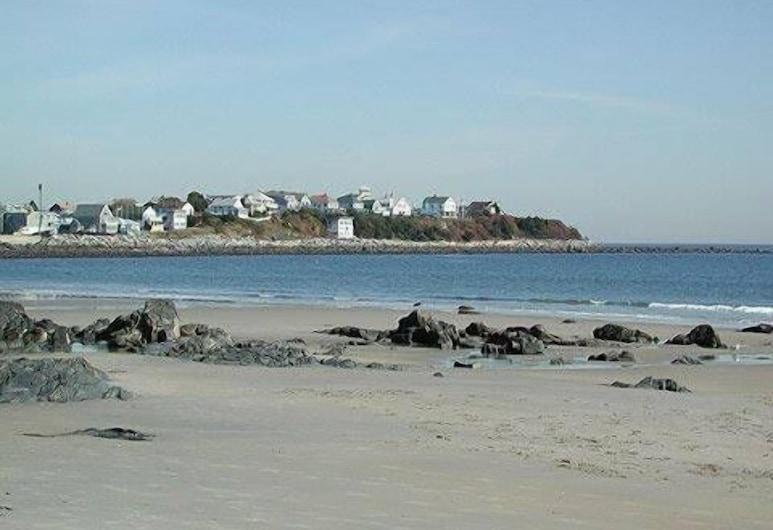 The Seascape Inn, Hampton, Spiaggia