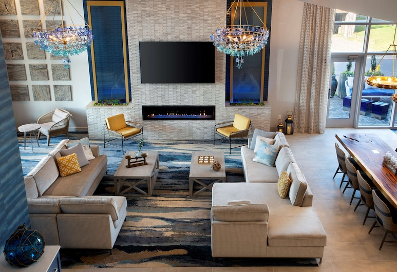 Fenwick Shores, Tapestry Collection by Hilton, Fenwick Island, Lobby