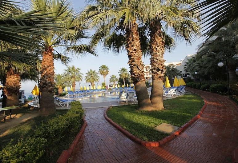 Aska Bayview Resort – All Inclusive, Alanya, Otel Sahası