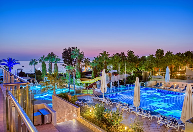 Sealife Buket Resort & Beach Hotel – All Inclusive, Alanya, Havuz