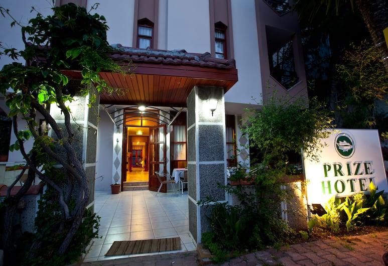 Sherwood Prize Hotel, Antalya, Hotelfassade