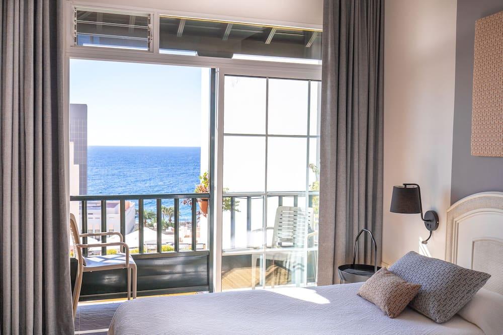 Pokój dwuosobowy typu Superior, 2 łóżka pojedyncze, widok na morze - Pokój