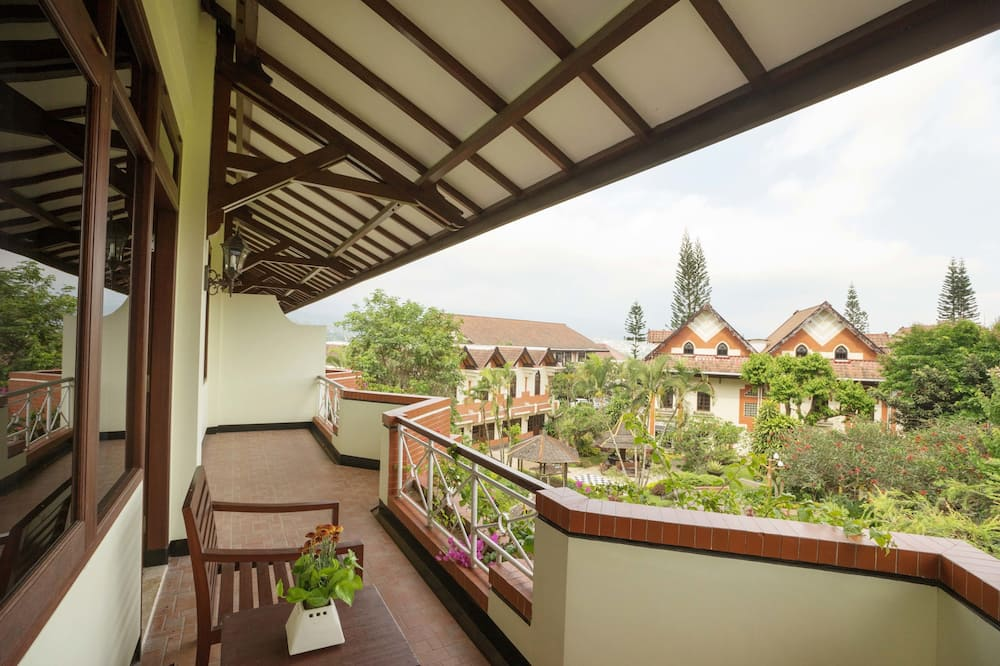 Executive suite - Balkon