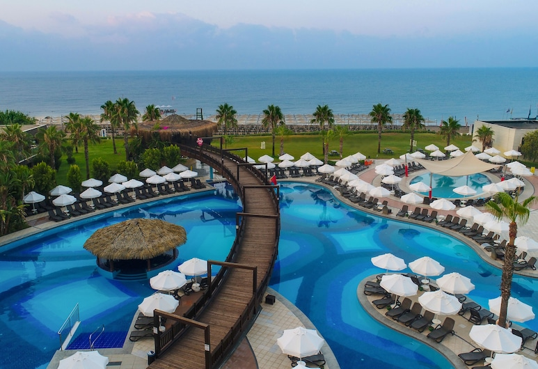Sherwood Dreams Resort - All Inclusive, Belek, Piscina al aire libre