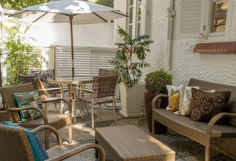 Leblon All Suites, Rio de Janeiro, Terrasse/veranda