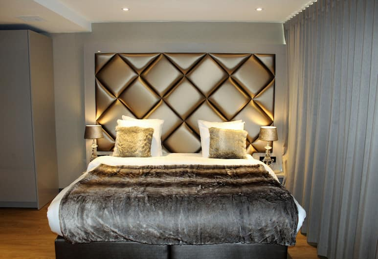 Dream Hotel Amsterdam, Amsterdam, Dvojlôžková izba typu Superior, 1 extra veľké dvojlôžko, Hosťovská izba