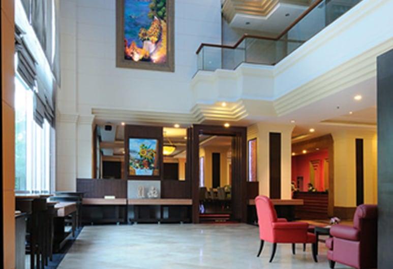 Karnmanee Palace Hotel, Μπανγκόκ, Λόμπι