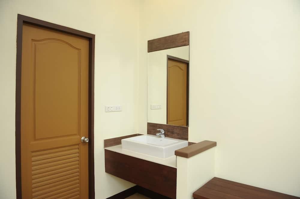 高級客房 - 浴室洗手台
