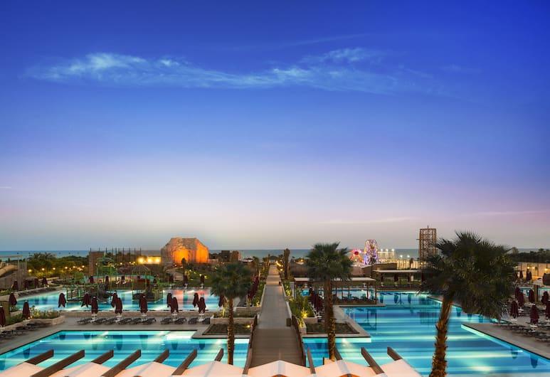 Aska Lara Resort & Spa, Antalya, View from Hotel