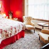 Standard Double Room, Garden View - Living Area