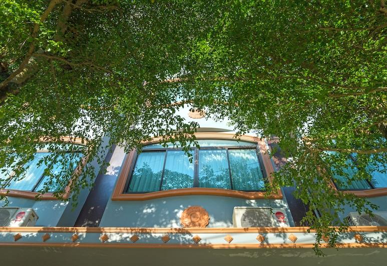 Krabi Phetpailin Hotel, Krabi, Superior Twin kamer, Uitzicht vanaf kamer