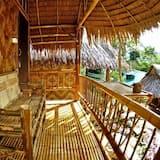 Bamboo Fan Bungalow - Балкон