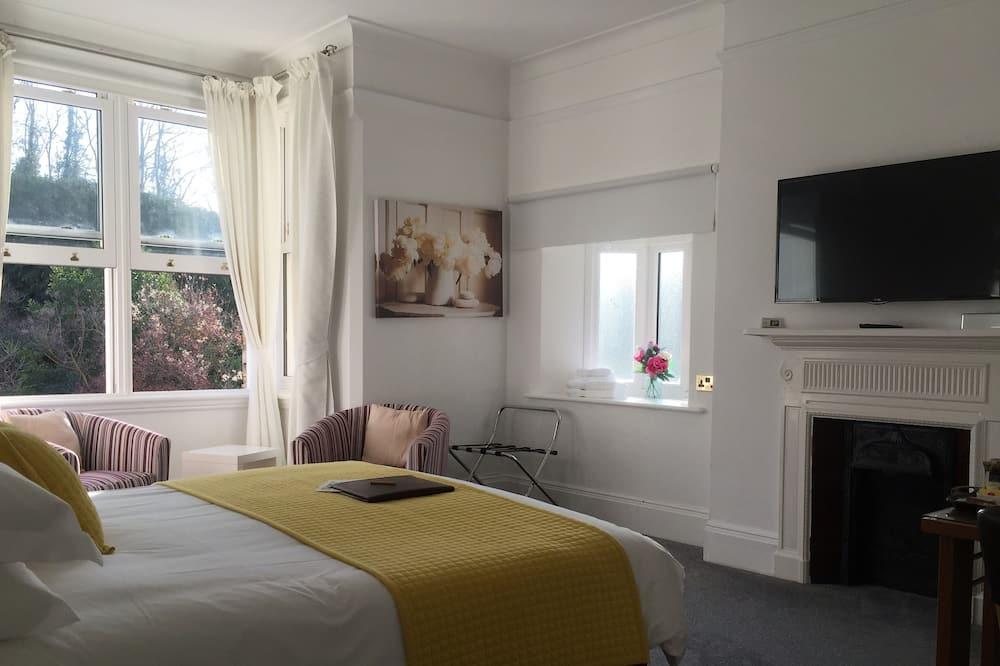 客房, 1 張特大雙人床, 獨立浴室 (Room 1) - 客房