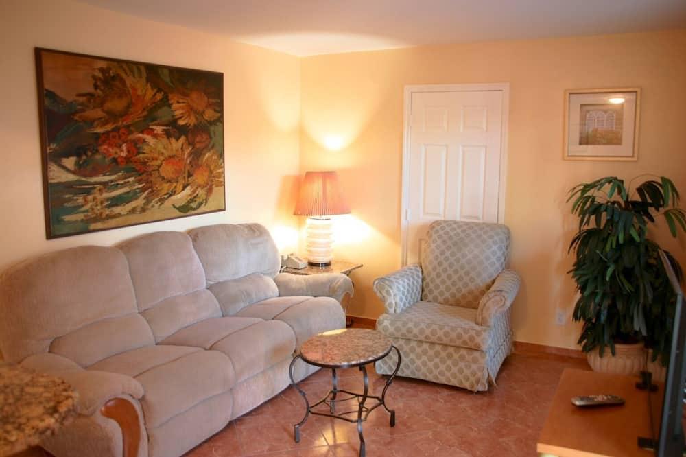 Apartment, 1 Bedroom - Bilik Rehat