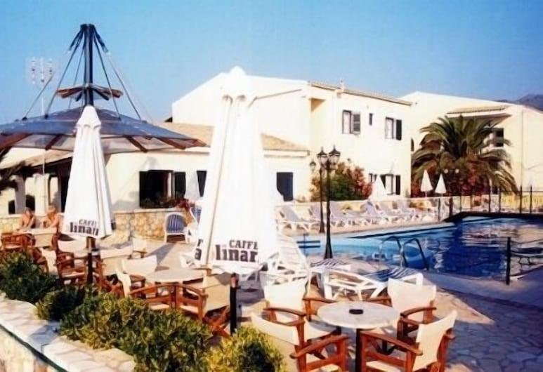 BeachFrontSalvanos, Corfu, Outdoor Pool