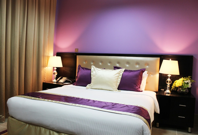 Al Diar Sawa Hotel Apartments, Abu Dhabi, Standard Apartment, 1 Bedroom, Room