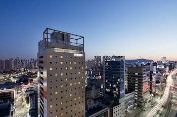首爾首爾東大門華美達安可酒店的圖片