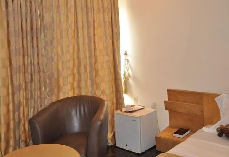Solitude Hotel Yaba, Lagos, Izba typu Executive, Obývacie priestory