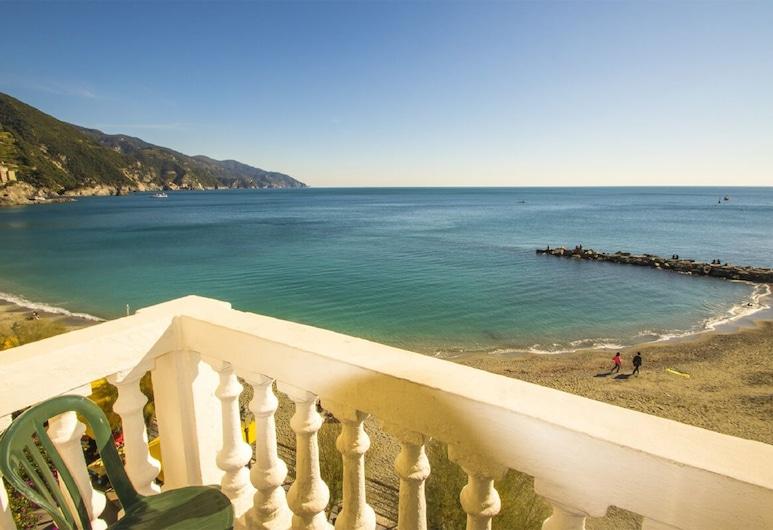 Hotel Baia, Monterosso al Mare, Chambre Triple, vue mer, Chambre