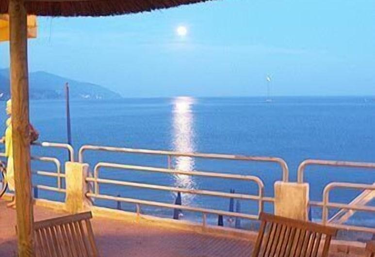 Hotel Baia, Monterosso al Mare, Utendørsservering